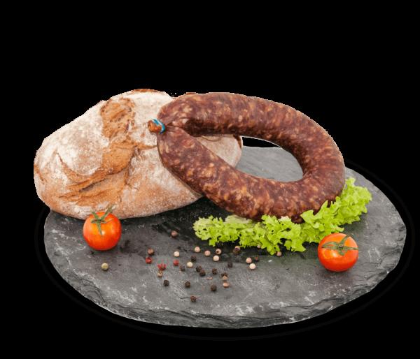 Weideschafknackwurst