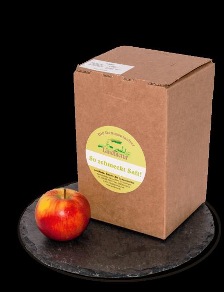 Apfel-Roter Johnissbeer-Saft